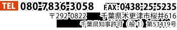 電話番号:080-7836-3058